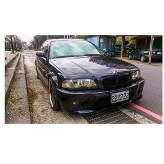2001年-BMW-330-買車不是夢想.輕鬆低月付.歡迎加LINE.電(店)洽