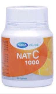 Nat c 1000 mg