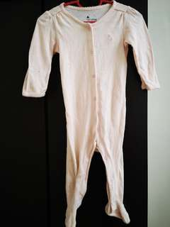 Baby Gap sleepsuit