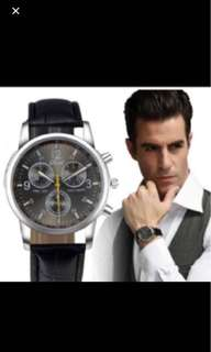 Stylish Luxury Men Watch For Business!