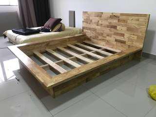 Japenese bed frame