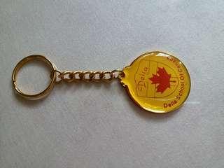 加拿大絕版鎖匙扣