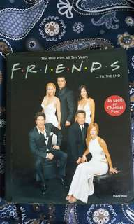 FRIENDS : The One with All Ten Years