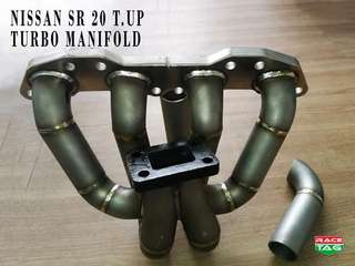 NISSAN SR20 TURBO UP TURBO MANIFOLD