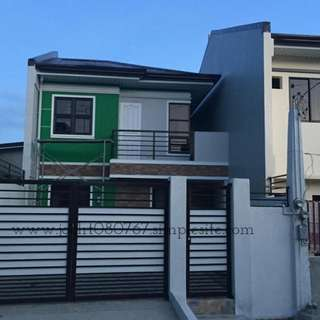 House and Lot in Sunnyside Heights batasan Hills Quezon City Earth Street