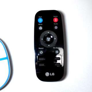LG Remote  for robot vacuum