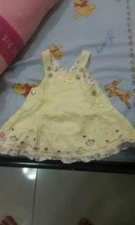 Baju untuk anak mulai 2 bulan