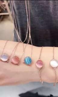 韓國最新款手鍊頸鍊飾物