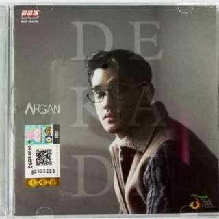 AFGAN Dekade CD New