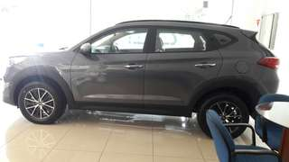 Hyundai All New Tucson XG CRDI AT