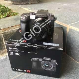 Lumix G7 4K Mirrorless Micro Four Thirds + Kit Lens 14-42MM