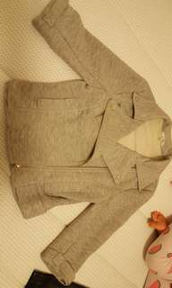 Valleygirl grey jacket