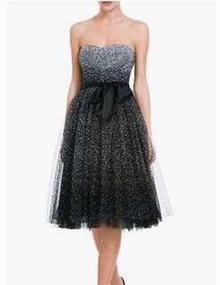 BCBG MAXAZRIA Rae Tulle Dress (PRICE REDUCED TO 3500!)