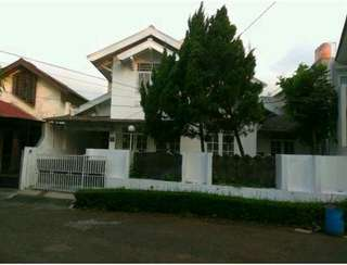 Rumah Sewa Bintaro 3 jl. Camar