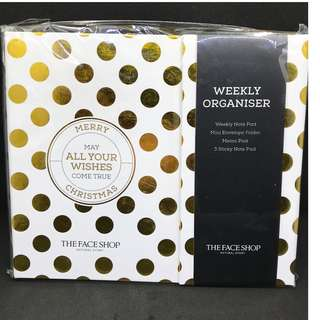Weekly Organiser (The face shop)