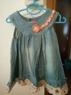 Baby Dress 12 maths