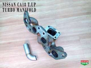 NISSAN CA18 T.UP TURBO MANIFOLD