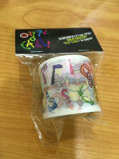 Wooyoung En Call In Japan - Masking Tape