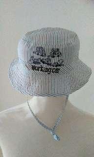 🚚 小小童漁夫帽