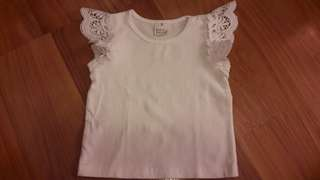 White shirt 90cm