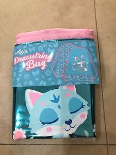 Smiggle drawstrjng bag BN