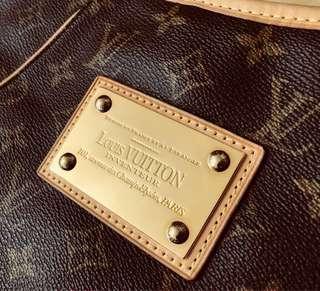 [經典] LV Monogram 帆布手袋 Galliera PM Shoulder Bag