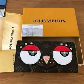 Louis vuitton owl wallet