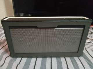 BOSE bluetooth speaker with case
