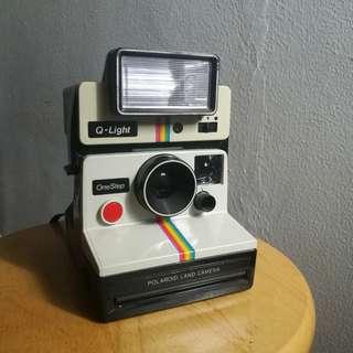 Polaroid Camera Rainbow SX-70