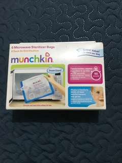 Munchkin Microwave Sterilizer Bags