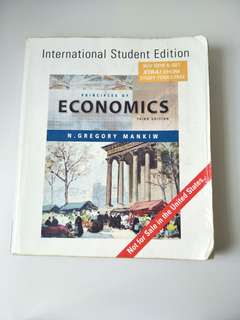 Principles Of Economics Book