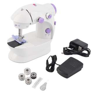 Instock/ ready stock: Mini Sewing Machine