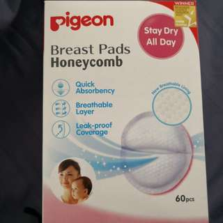 Pigeon Breast Pads