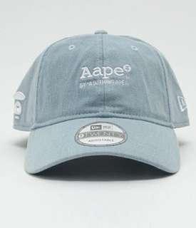Aape Cap 正版 現貨 Authentic New Era
