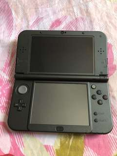 New 3DS black