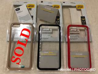 ORIGINAL OTTERBOX SYMMETRY (SLEEK PROTECTION) FOR IPHONE 6+/6s+