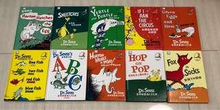 Dr Seuss's (Various Titles)