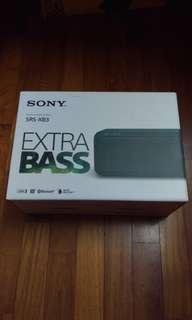 Sony SRS-XB3 XB3 bluetooth speaker