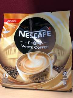NESCAFE White Coffee Original