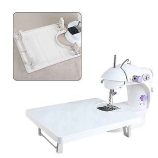 Instock / ready stock and brand new extension board for mini sewing machine