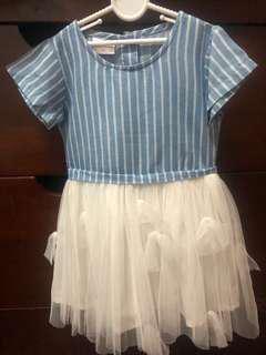 Little miss dress 2t