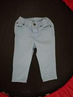 H&M Blue Trouser