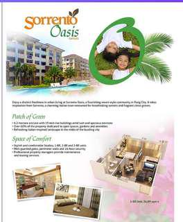 Rent To Own Condo in Pasig / only 2.5% DP Move-In