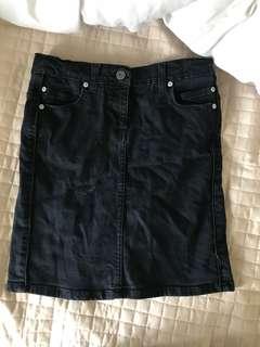 Black Tommy Hilfiger Skirt