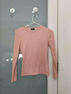 Dotti pastle pink top