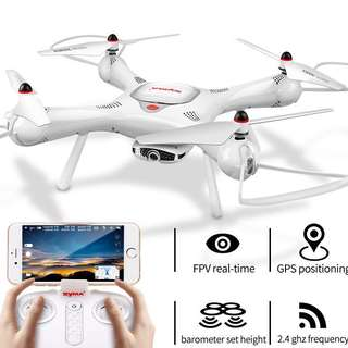 Syma X25 Pro drone: Dual GPS and intelligent flight modes