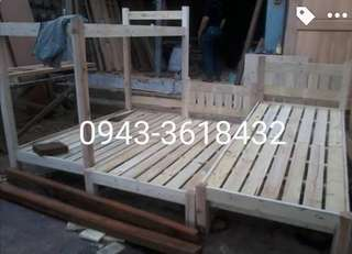 Bed Frame 30x75  Single Deck