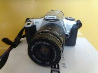 canon eos kiss III SLR 35MM film camera