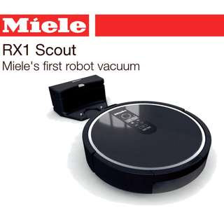 BNIB! UNOPENED MIELE SCOUT RX 1 CLEANING ROBOT