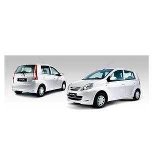 Perodua Viva (M) untuk disewa
